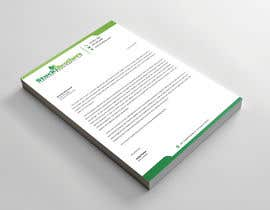#8 for Letterhead designed and sent in pdf by abdulmonayem85