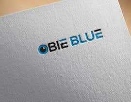 #169 for LOGO with The name OBIE BLUE af mondalrume0