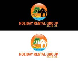 "#16 untuk Logo Design for ""Holiday Rental Group Spain Ltd."" oleh barwalrules"