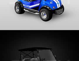 #21 cho Photoshop airbrush and shadows to golf cart pictures to premium level bởi sujithnlrmail