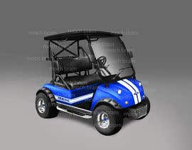 #6 cho Photoshop airbrush and shadows to golf cart pictures to premium level bởi ibramaulana