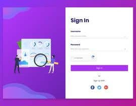 #19 for Design a CRM system landing page by Waliulah