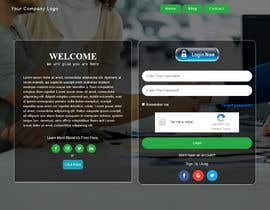 #16 for Design a CRM system landing page by atiqur123