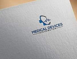 Nro 77 kilpailuun logo for Medical devices distributor  - 26/04/2019 04:00 EDT käyttäjältä razaulkarim35596