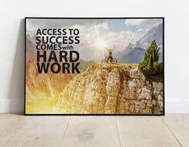 Nro 161 kilpailuun Create Motivational or Inspirational Poster / Canvas käyttäjältä SamehFikry10