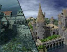 #14 for Animated Minecraft Banner Needed By End of Week - Active Feedback Given by artisticbrushes