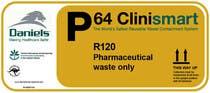 Graphic Design Entri Peraduan #1 for Graphic Design for Clinical Product Label