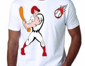 #41 for T-Shirt Designs for Baseball Company by snahar1996bu