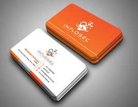 #511 for Business Card Design for IT Security Company by abdulmonayem85
