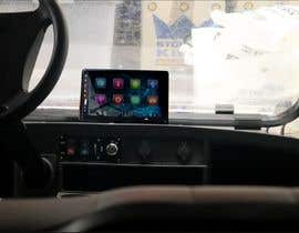 #22 para Photoshop touch screen on to dashboard of golf cart por retouchmaster01