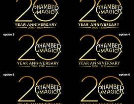 #281 untuk 20th Anniversary logo for NYC Magic Show oleh Prefixo