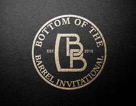 "#68 для Logo for ""Bottom of the Barrel Invitational"" от robsonpunk"