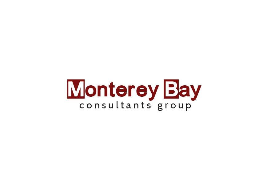 Конкурсная заявка №43 для Logo Design for Monterey Bay Consultants Group