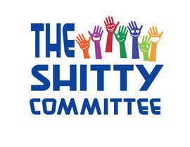 #19 for Design a logo - The Shitty Committee af foziasiddiqui
