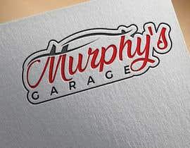 #157 untuk Company logo for Murphy's Garage LLC oleh imranhassan998