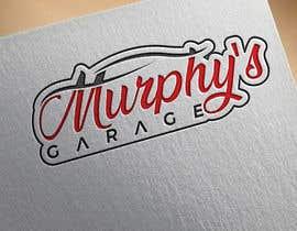 #158 untuk Company logo for Murphy's Garage LLC oleh imranhassan998
