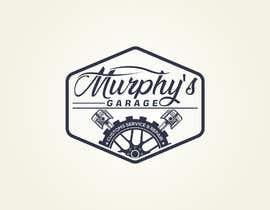 #161 untuk Company logo for Murphy's Garage LLC oleh imranhassan998