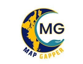 #180 для Logo Contest for Map Gapper от safiqul2006