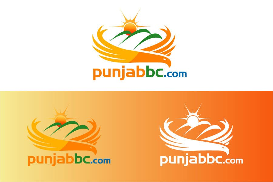 Konkurrenceindlæg #                                        121                                      for                                         Logo Re-design for punjabbc.com