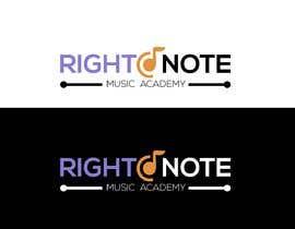 #13 untuk Create a logo for a music teaching business oleh raihan136071