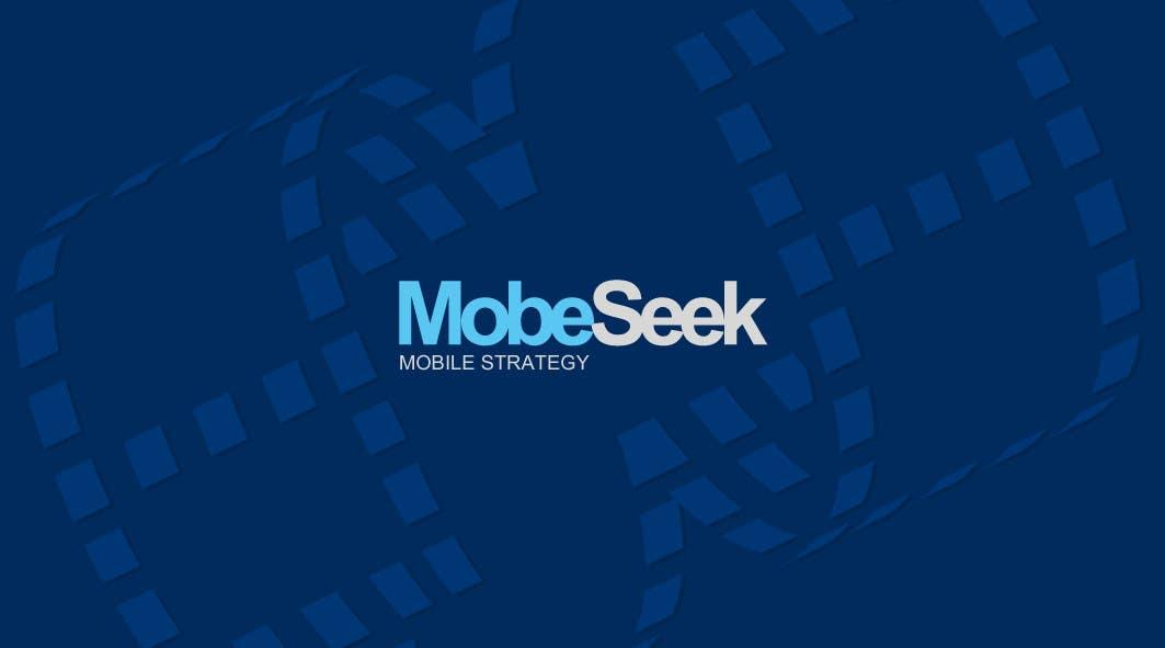 Конкурсная заявка №131 для Business Card Design for MobeSeek