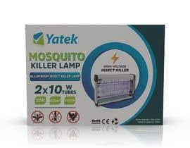 #32 untuk Create Print and Packaging Designs: Mosquito Killer UV Lamp oleh soumitrasen95