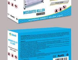 #19 untuk Create Print and Packaging Designs: Mosquito Killer UV Lamp oleh eleganteye4u