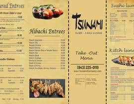 #54 для Japanese Menu redesign от abdullahmd38