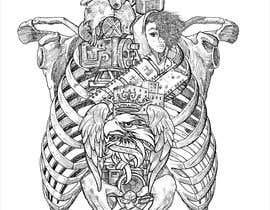 #11 untuk Tattoo Concept oleh Furiku19s
