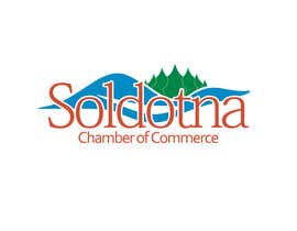 #23 untuk Logo Design for Soldotna Chamber of Commerce oleh DeceptiveDesign