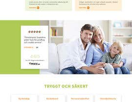 #112 для Create a new INDEX page for a Cleaning company от iTechnoweb