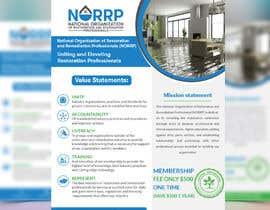 #118 untuk Create a membership informational flyer oleh Uttamkumar01