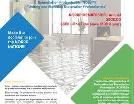 #107 untuk Create a membership informational flyer oleh bonehead113