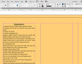#2 untuk InDesign Project with template and final product. oleh mdirfanbd