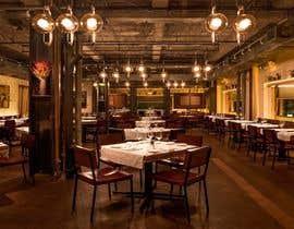 #30 para 3D interior Design of a Restaurant / Butcher Shop total de Rengaforjob
