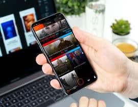Nro 8 kilpailuun App Snapshot on Phone Templates for marketing käyttäjältä mabhinav60