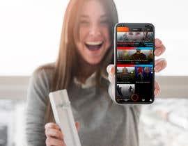 Nro 10 kilpailuun App Snapshot on Phone Templates for marketing käyttäjältä mabhinav60