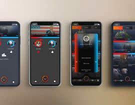 Nro 20 kilpailuun App Snapshot on Phone Templates for marketing käyttäjältä vidabboy