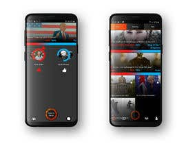 Nro 2 kilpailuun App Snapshot on Phone Templates for marketing käyttäjältä AdnanPaul
