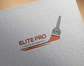 "Nro 14 kilpailuun hi everyone, I have a residential and commercial painting business In northeast usa,I am looking for a logo that combines a house and the company's name ""elite pro painting "" .would be great to have samples from modern and vintage style käyttäjältä sohan98"