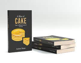 #30 for Book cover with a cake and slice af rihanwibowo