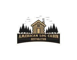 #19 for Logo Design for American Log Cabin Restoration by ZakTheSurfer