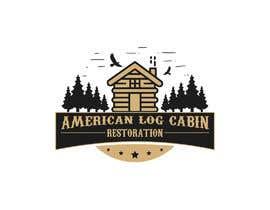 #20 for Logo Design for American Log Cabin Restoration by ZakTheSurfer