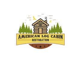 #28 for Logo Design for American Log Cabin Restoration by ZakTheSurfer