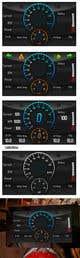 Ảnh thumbnail bài tham dự cuộc thi #26 cho Graphic for motorcycle dashboard