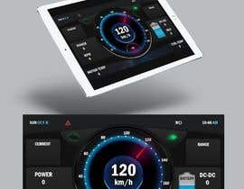 #13 для Graphic for motorcycle dashboard от josemillan9