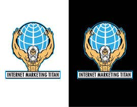 #35 for Create an EPIC ancient god logo for Internet Marketing Titan by deatharg