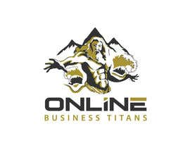 #58 for Create an EPIC ancient god logo for Internet Marketing Titan by AshishMomin786