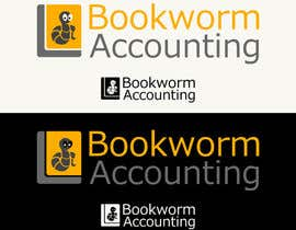 #20 cho Logo Design for Bookworm Accounting bởi CGSaba