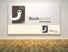 nº 29 pour Logo Design for Bookworm Accounting par salunkeswagat